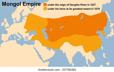 Mongol Empire Images, Stock Photos & Vectors | Shutterstock