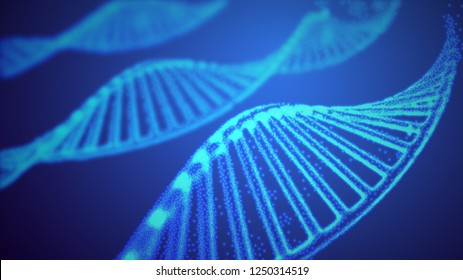 Genome dna vector illustration. DNA structure EPS 10. Genome sequencing concept of gmo and genome editing. Pharmaceutical chemistry and dna research. Biotechnology of molecule connection . Human