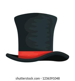 gentleman top hat icon