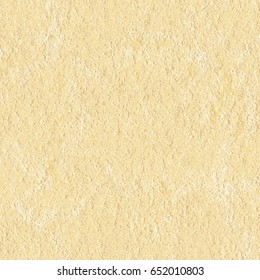 Gently ocher plain basic daub stained  parget splotch bubble stratum indoor flat area. Art creative vector illustration pale clean blank backdrop. View close-up with space for text