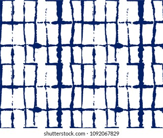 Geo Pattern, Japanese Kimono Organic Texture Prints. Wabi Sabi, Tie Dye, Ikat Traditional Design. Minimalist Asian Boho Geo Pattern Clothes Winter Background. Retro Vintage Hipster Kimono Texture.