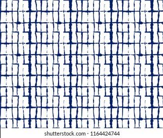 Geo Pattern, Japanese Kimono Organic Texture Prints. Wabi Sabi, Tie Dye, Ikat Traditional Design. Trendy Cool Asian Boho Geo Pattern Fashion Summer Background Retro Vintage Asian Kimono Texture.
