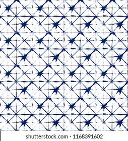 Geo Pattern, Japanese Kimono Organic Texture Element Wabi Sabi, Tie Dye, Ikat Modern Fashion Design. Minimalist Asian Boho Geo Pattern Clothes Summer Background. Retro Vintage Japanese Kimono Texture