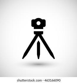 Geodetic level icon