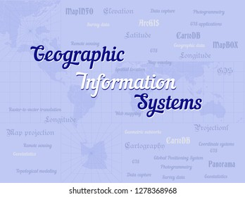 Geographic information systems, gis, cartography and mapping. Web mapping. GIS day