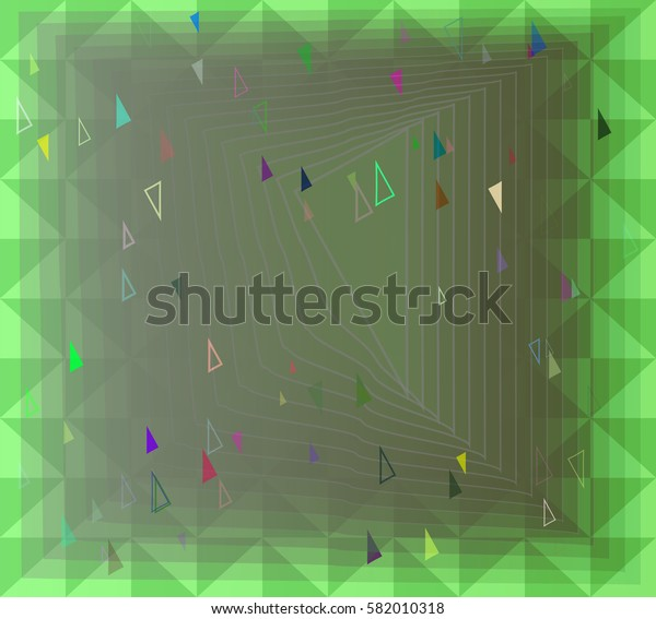 geographic pattern vector
