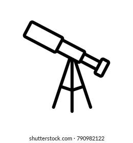 Geography - Telescope