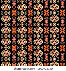 Geometri art ornaments, for clothes and baground