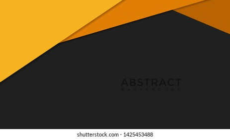 geometric abstrac background yellow colorful wallpaper