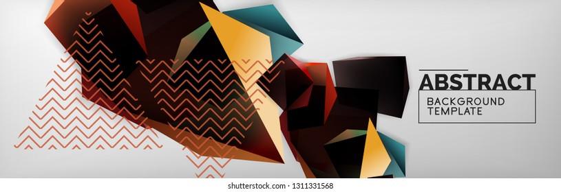 3 Shape Design Images, Stock Photos & Vectors | Shutterstock