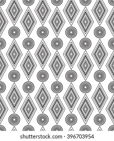 Geometric abstract decorative background