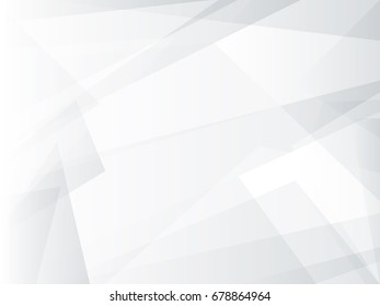 Geometric abstract grey background for bussines templates,website wallpapers. Vector trendy graphic design