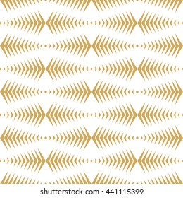 Geometric abstract pattern. Vector seamless wallpapers.