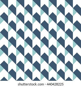 Geometric abstract seamless pattern background, geometric background, arrows pattern, chevron pattern