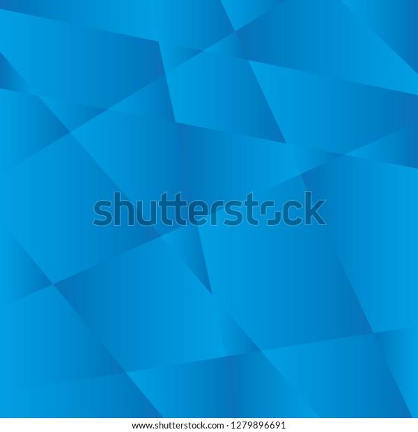 Geometric Blue Texture Background Creative Use Stock Vector ...