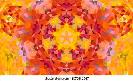 Geometric design, Mosaic of a vector kaleidoscope crystal, abstract Mosaic Background, colorful Futuristic Background, geometric Triangular Pattern, site or advertisement, EPS 10 Vector illustration