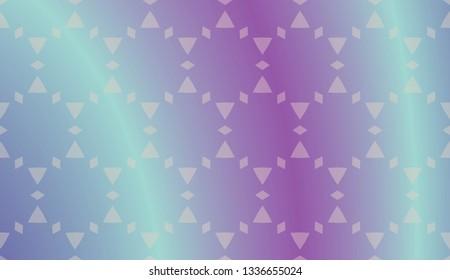 Geometric design seamless pattern. Vector illustration