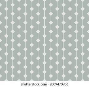 Geometric diamond seamless high resolution pattern
