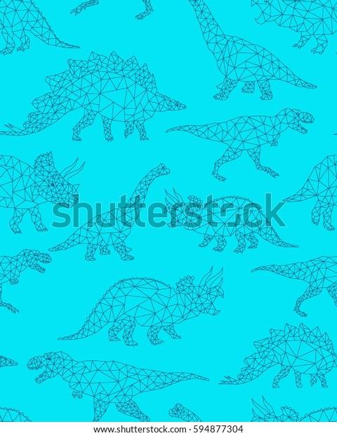 Vector De Stock Libre De Regalias Sobre Dinosaurios Geometricos Patron Transparente Vectorial594877304 Descubra dinosaurios geométricos, vectorial imágenes de stock en hd y millones de otras fotos, ilustraciones y vectores en stock libres de regalías en la colección de shutterstock. shutterstock