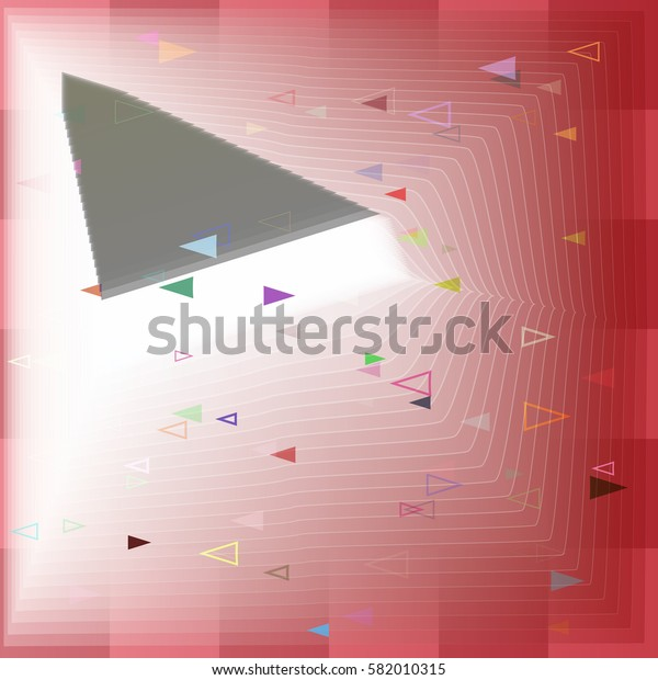 geometric elements background