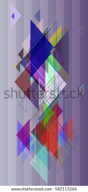 geometric elements icon