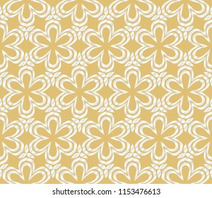 Geometric Florel Pattern. Vector illustration. For fabric, textile, scarg, super print