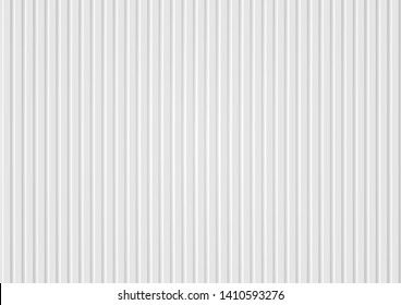 Geometric grey minimal stripes abstract paper background. Vector design