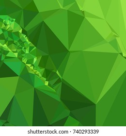 Geometric low polygonal background. Abstract mosaic backdrop. Design element for book covers, presentations layouts, title backgrounds. Vector clip art.