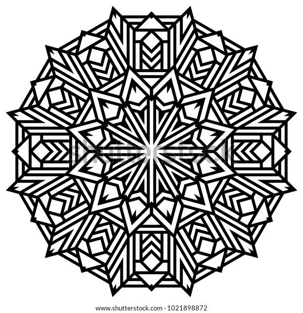 1010 Ornamental Designs Coloring Book Free Images