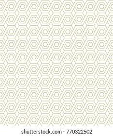 geometric ornament pattern