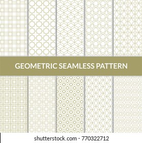 geometric ornament pattern