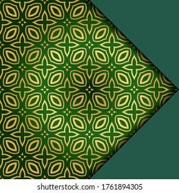 Geometric ornament. vector pattern. interior decoration, wallpaper, invitation, fashion design.