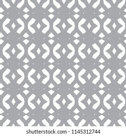 Geometric ornamental vector pattern. Seamless design.