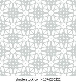 Фотообои Geometric ornamental vector pattern. Seamless design.