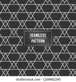 Geometric pattern background. Abstract pattern black background