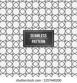 Geometric pattern background. Minimalist Abstract seamless pattern