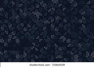 geometric pattern design