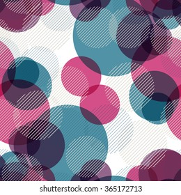 geometric pattern. Geometric simple print. Vector repeating texture. Background vector.