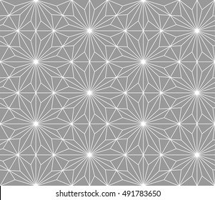 Geometric pattern, triangles texture, vector illustration