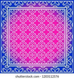 Geometric Pattern. Vector illustration. design for wallpaper, flyer, book, brochure