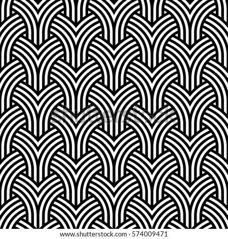 geometric pattern vector seamless pattern stock vector royalty free