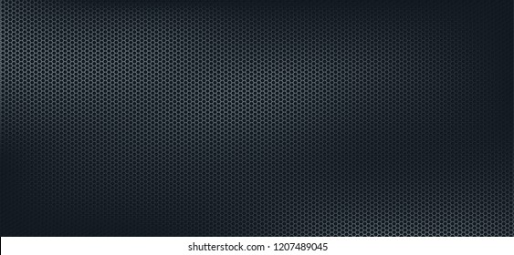 Geometric polygons background, abstract hexagons wallpaper, vector illustration