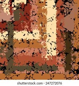 geometric primitive background