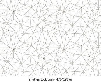 Geometric seamless pattern. Abstract geometrical background.