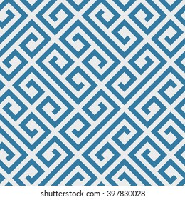 Geometric seamless pattern. Vector illustration