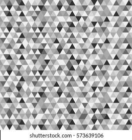 Geometric seamless pattern. Vector Illustration. Repeating geometric background.