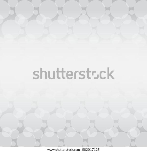 Geometric simple minimalistic background, circles pattern