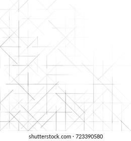 Geometric simple minimalistic background. Triangles striped pattern. Vector illustration
