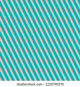 Geometric Striped Dimond Seamless Pattern