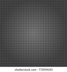Geometric stylized multicolored seamless pattern. Vector modern geometrical abstract background in white, gray and black colors. Texture, new background.